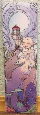 Bookmark: Mendocino Mermaid