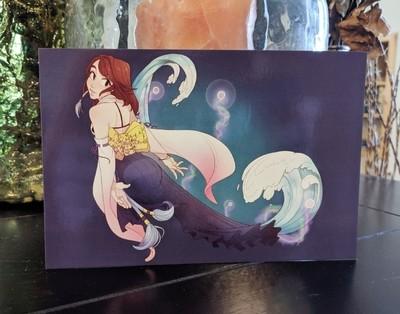 4x6 Print: Yuna