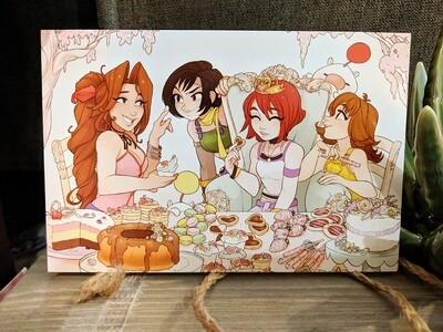 Kairi's Pastry Party (4x6)