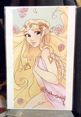 Zelda (11x17)