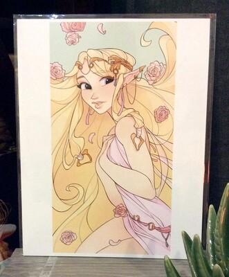 Zelda (8.5x11)