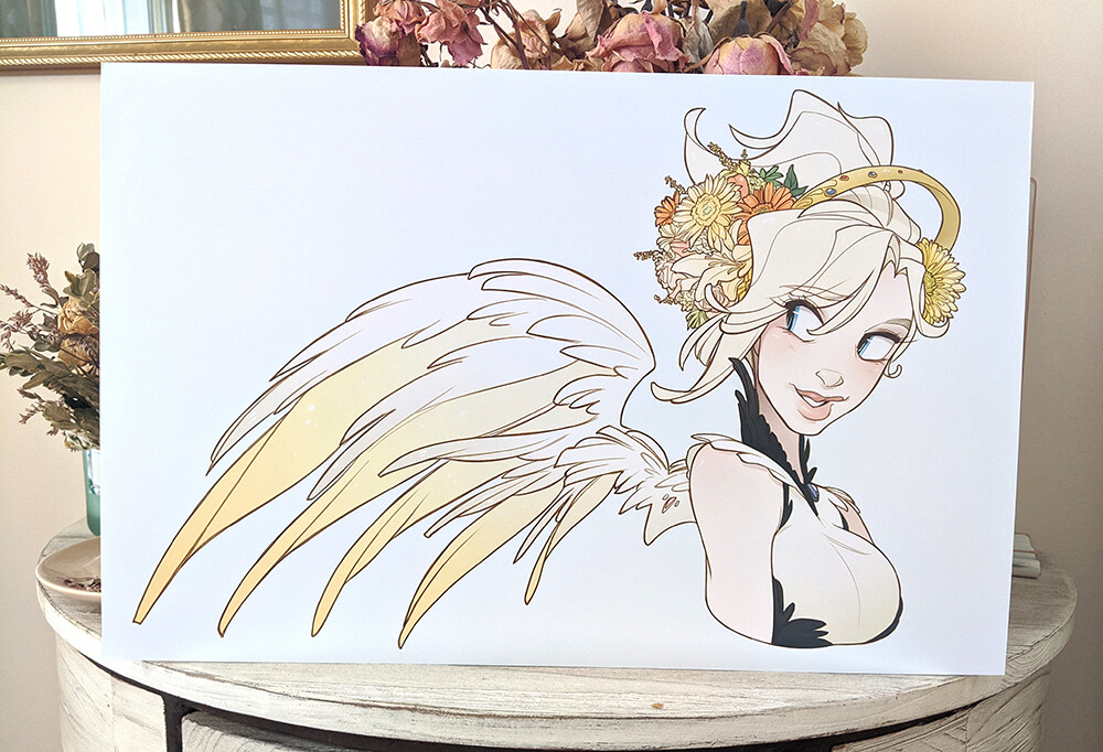 Mercy (11x17)