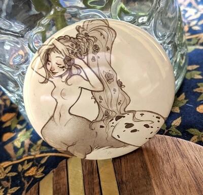 Button - Appaloosa Centaur DISCONTINUED