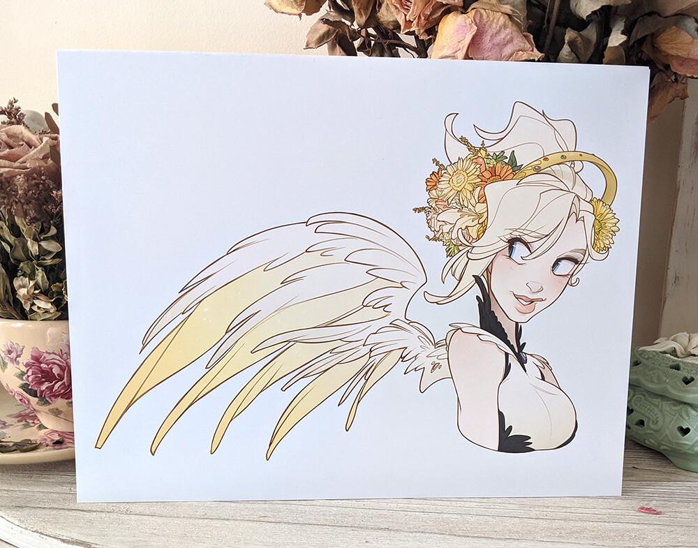 Mercy (8.5x11)