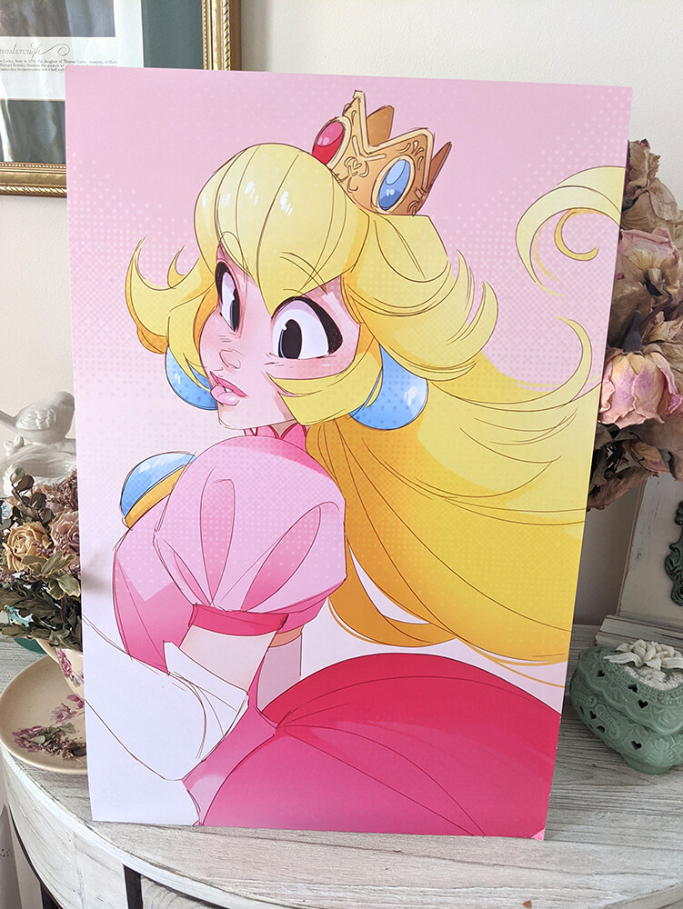 Peach (11x17) SALE