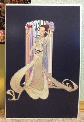 11x17 Print: Rey