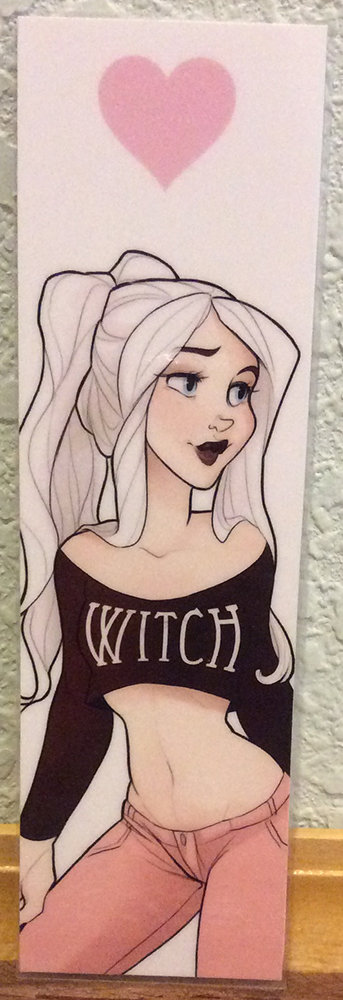 Bookmark: Witch