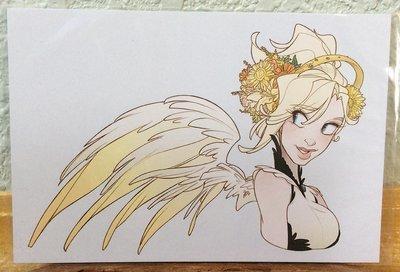 4x6 Print: Mercy
