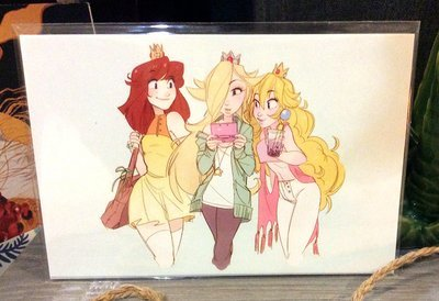 4x6 Print: Girls Day Out