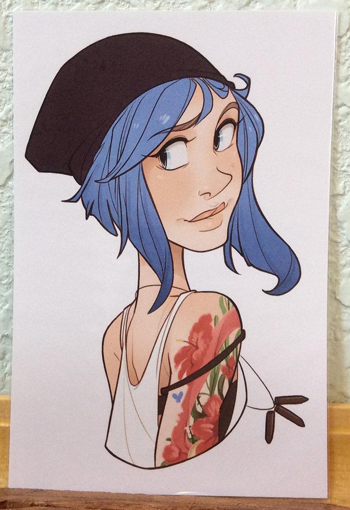 4x6 Print: Chloe Price