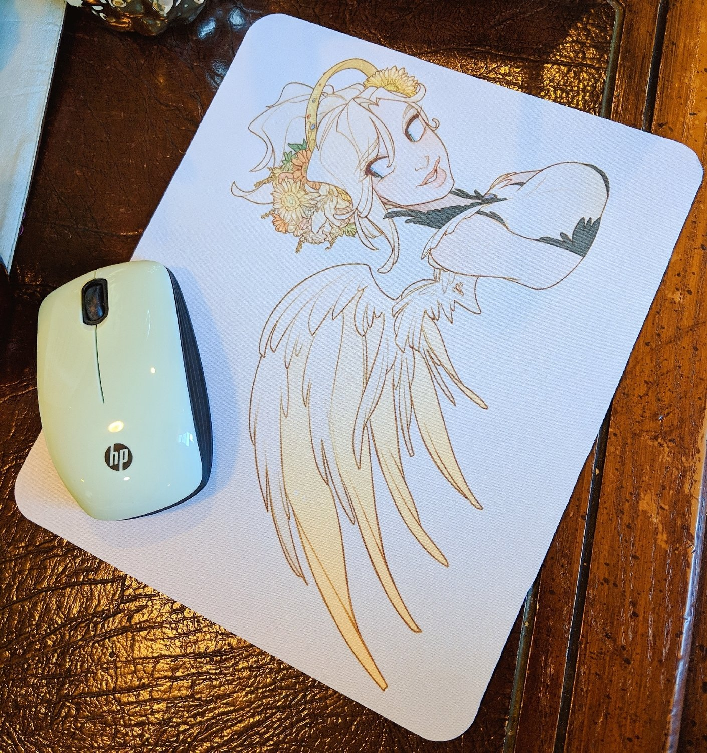 Mouse Pad: Mercy