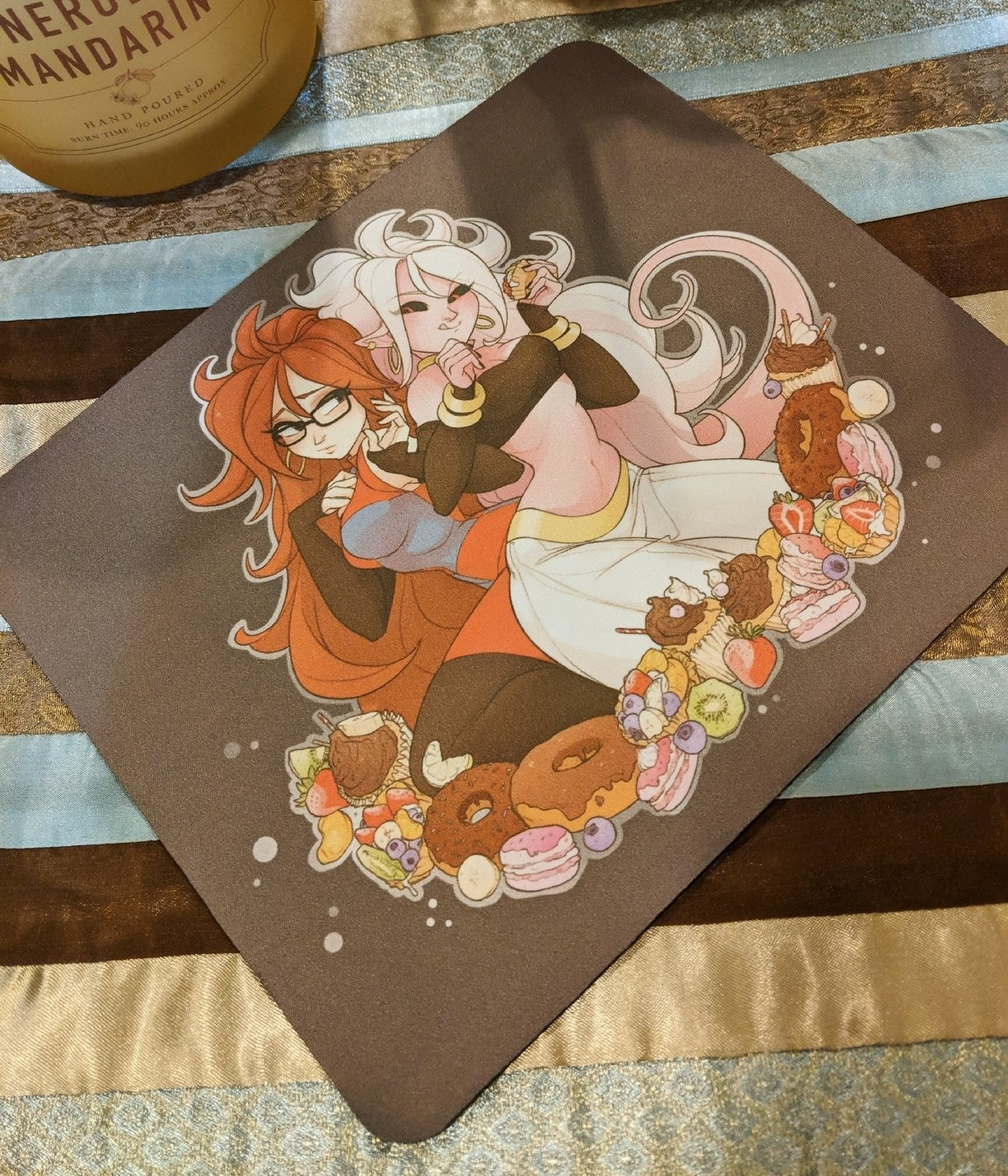 Mouse Pad: Android 21