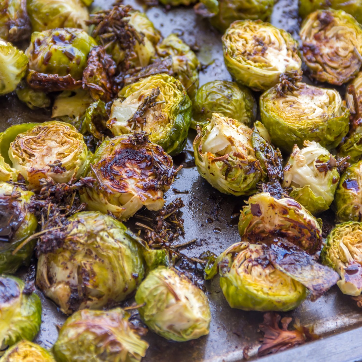 Brussels Sprouts (Serves 15-18)