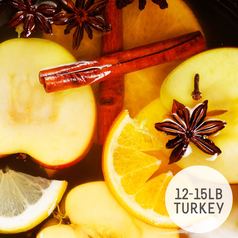 Cider Turkey Brine | 12-15 LB Turkey