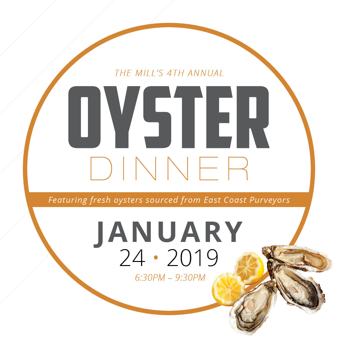2019 Oyster Dinner Tickets