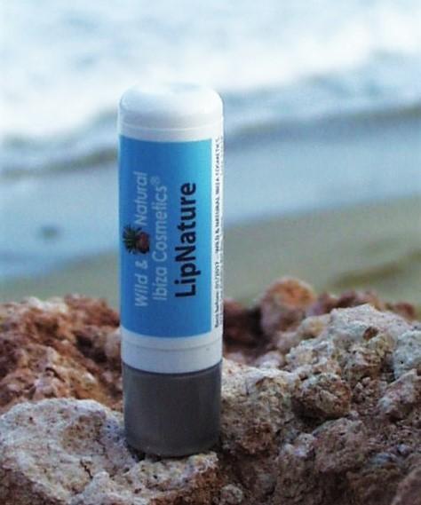 LipNature  -  Natrue certified, richly nourishing lip balm with sea buckthorn seed oil