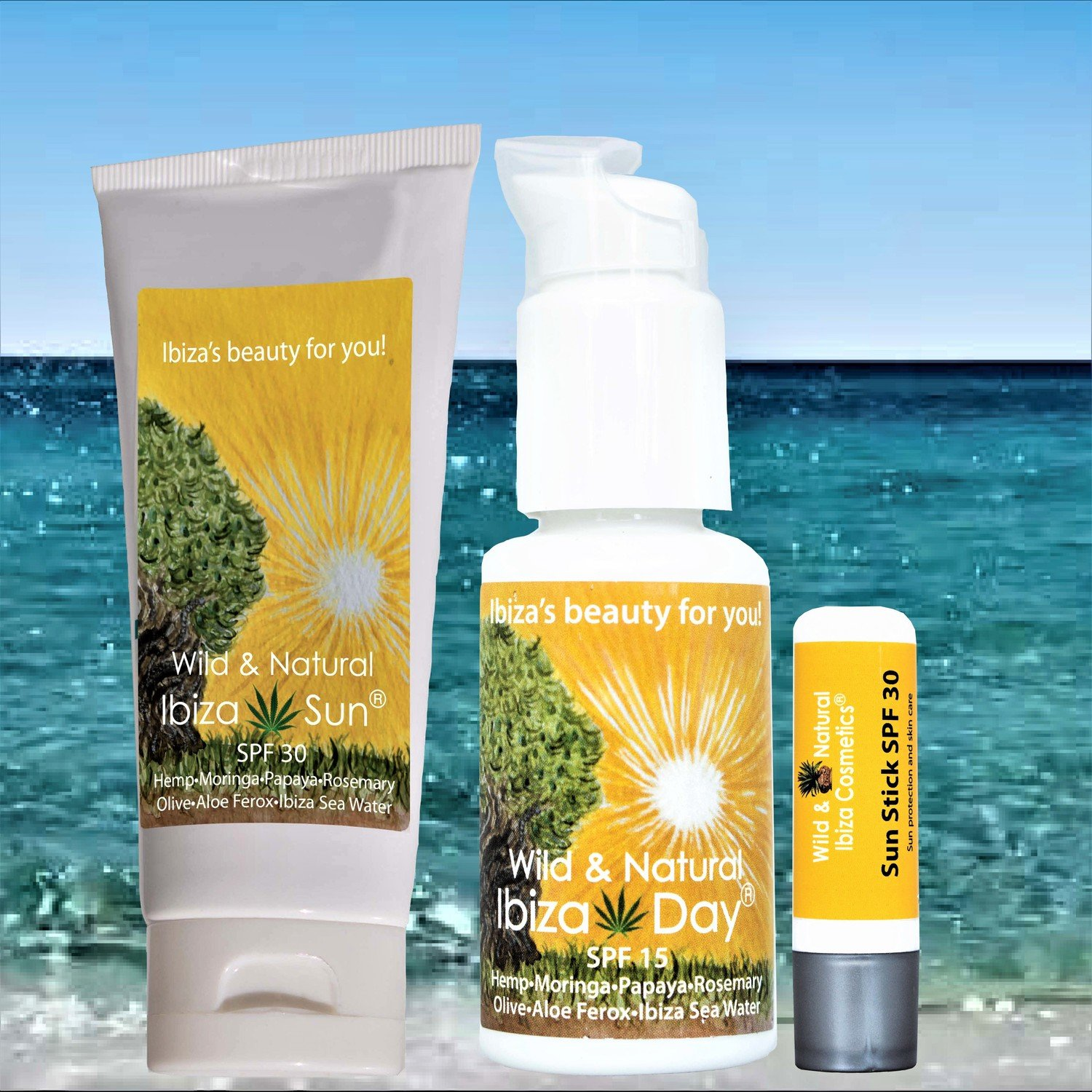 Special Summer Offer SUNSCREEN SET free shipping