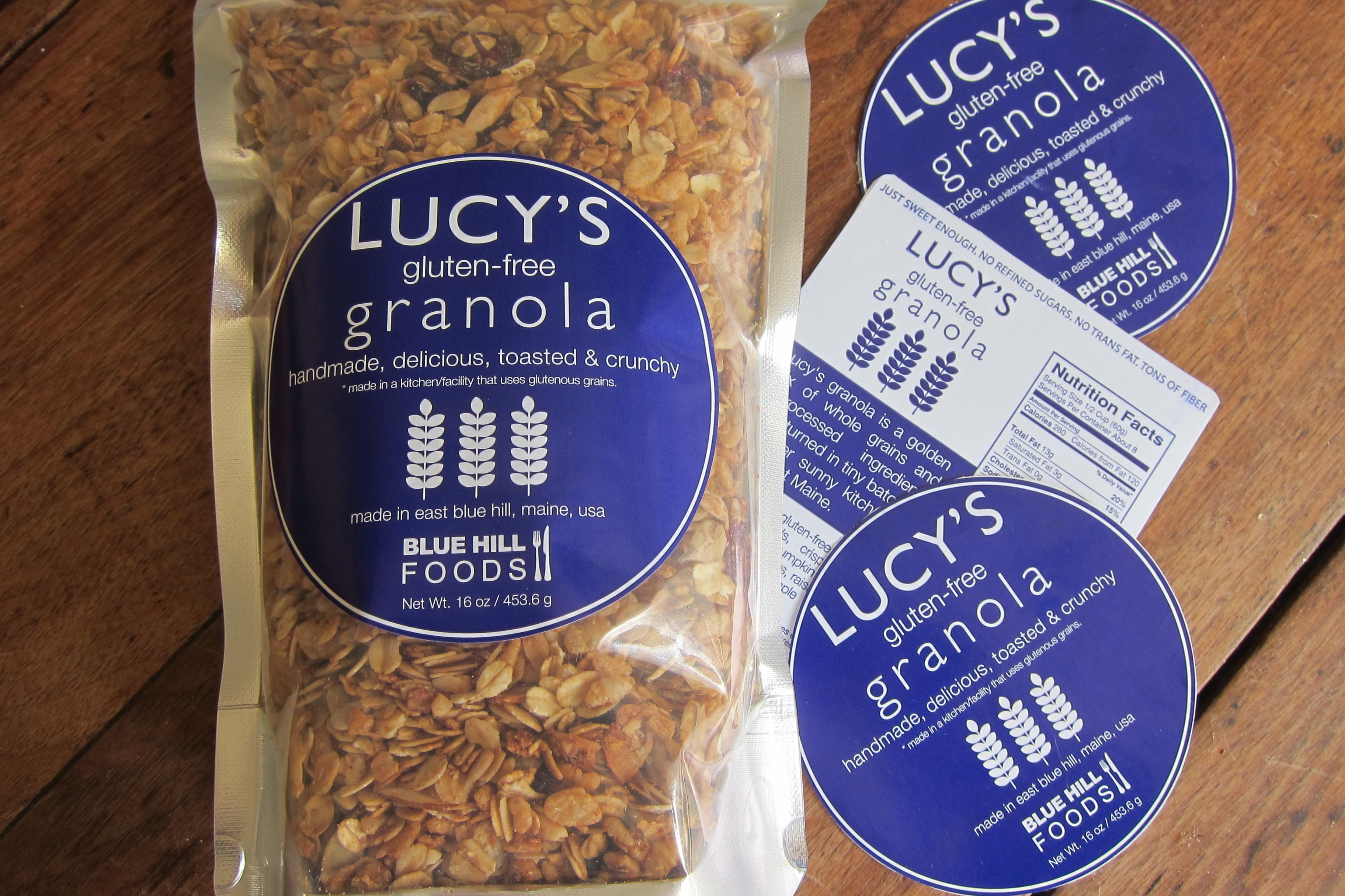 Gluten Free Granola (3 Sizes) 02