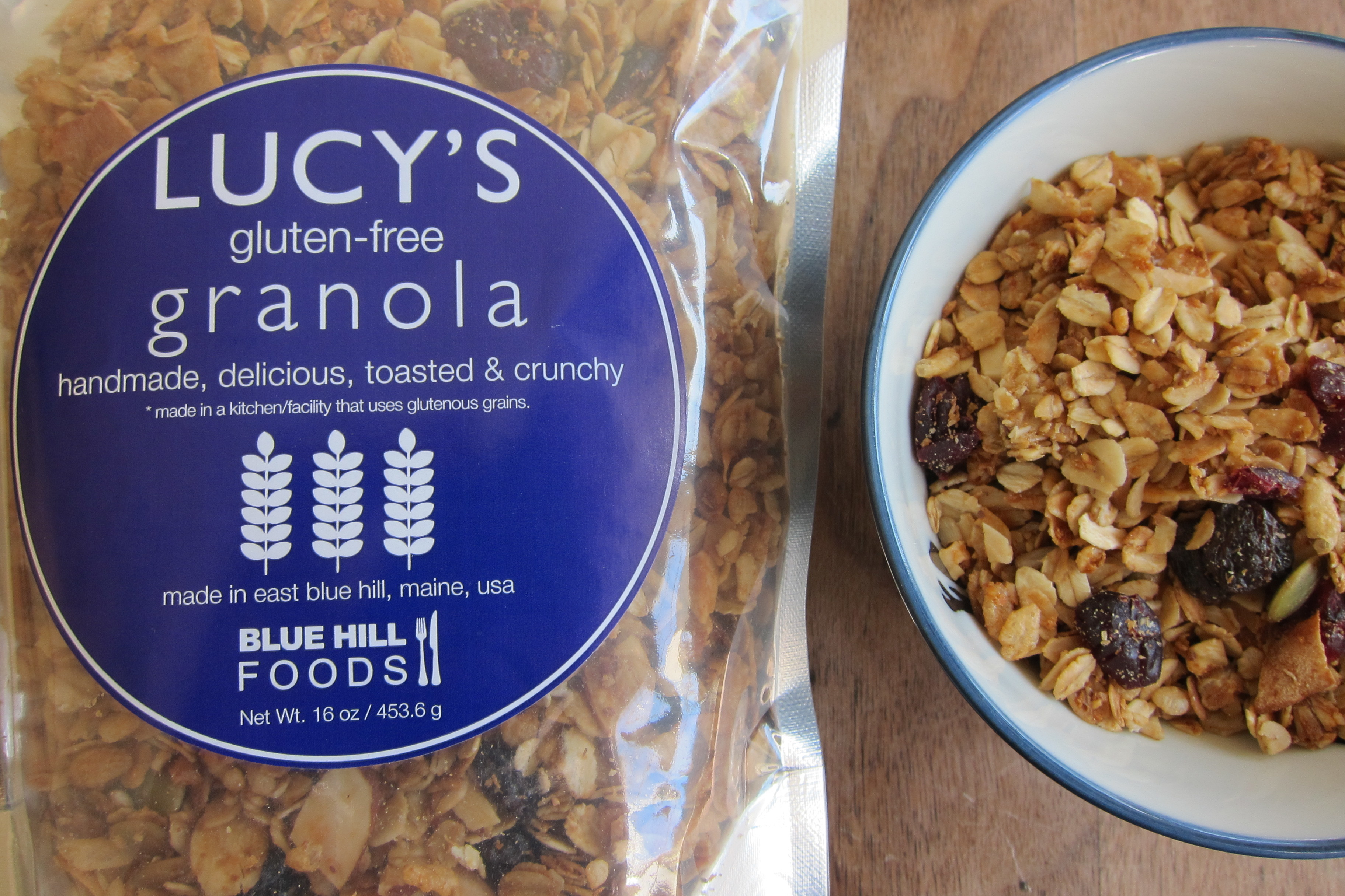 Gluten Free Granola (3 Sizes)