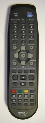 22988 UNIVERSAL (for DAEWOO) RM-827DC (LCD)