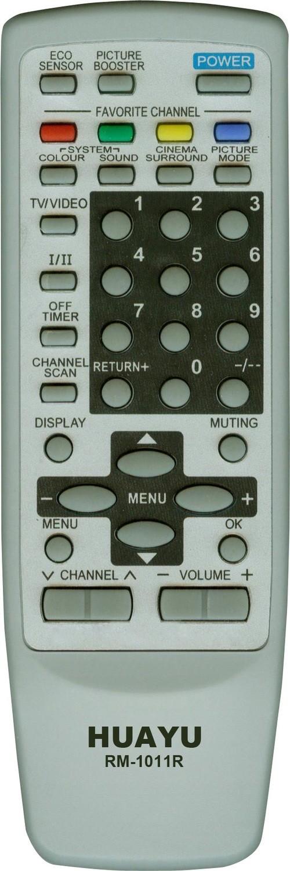 27141 UNIVERSAL (for JVC) RM-1011R (LCD)