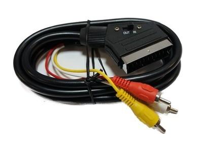 25935 Шнур СКАРТ- А3 1,5м (литой) переключателем направления сигнала