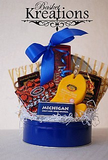 Michigan Great Lakes Basket