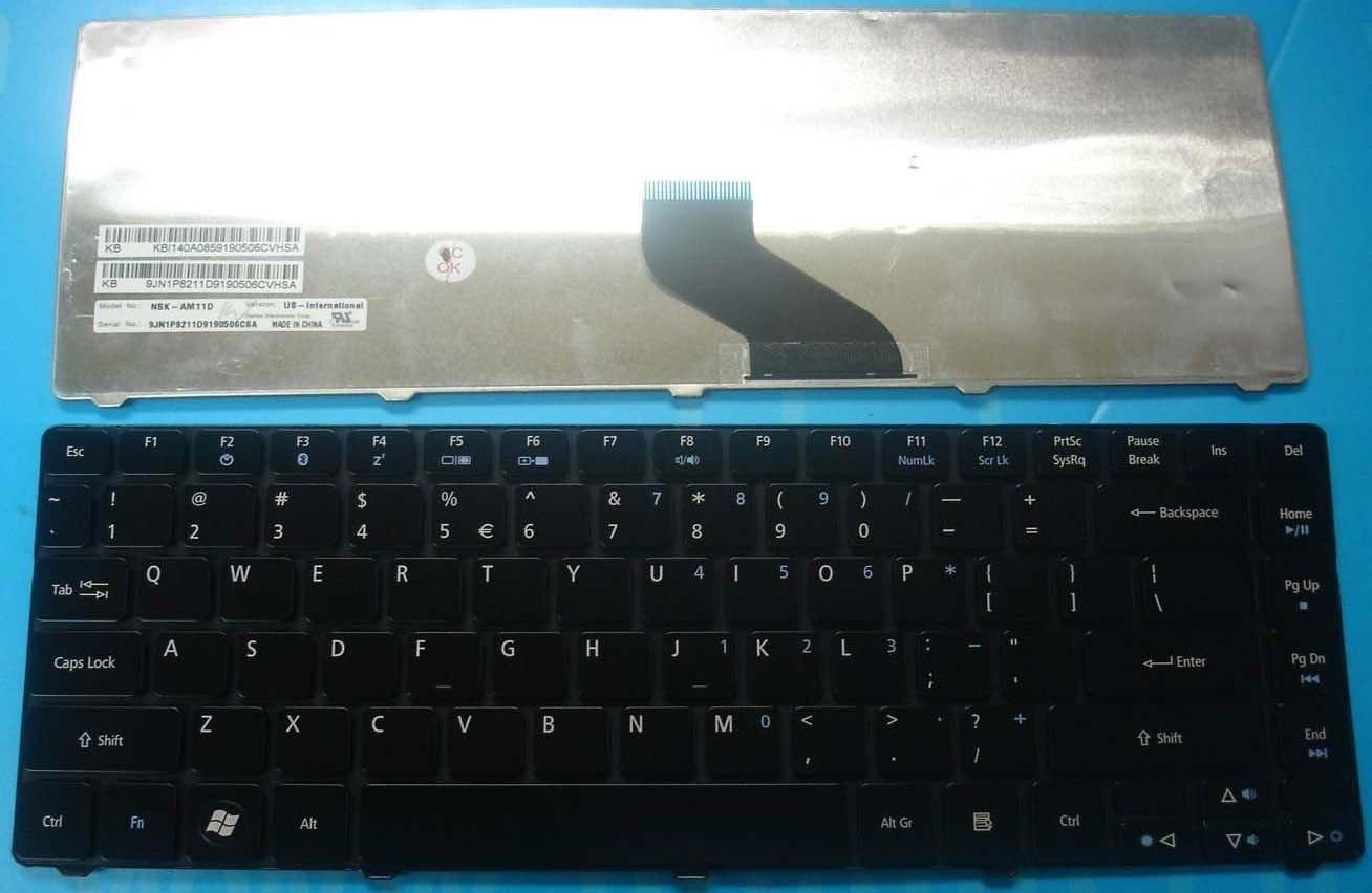 Acer 4741G 4736G 4750G MP-09G23U4-92 laptop keyboard