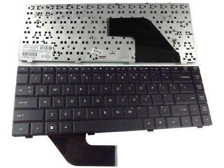 HP 421 425 Compaq 325 326 US Black Series 605813-001 Laptop Keyboard