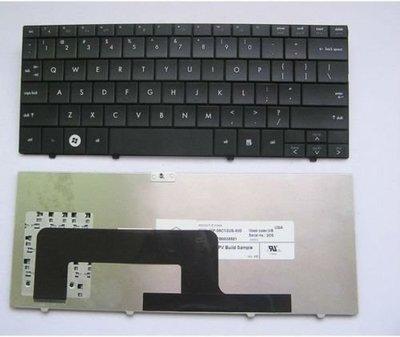 Hp Mini 1000 Mini1100 Mini 700 Mini 730 Black 504611-001 keyboard