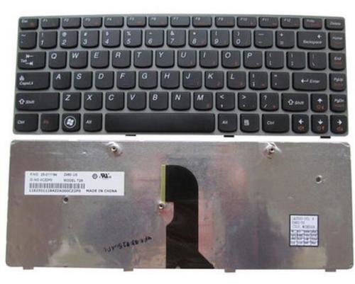 Ibm Lenovo Z460 Z460A Z465 Z465A Series Black Laptop Keyboard