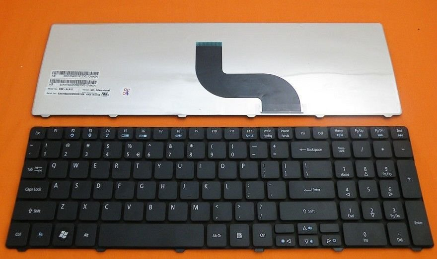 Acer Aspire 5742ZG 5745 5745PG 5410T Series Black Laptop Keyboard