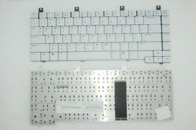 Hp Pavilion ZX5000 ZX5200 ZX5300 Series Notebook White Keyboard