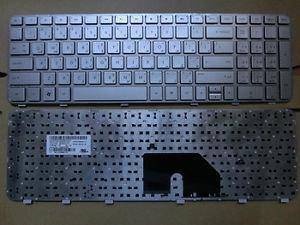 HP Pavilion DV6-6000 DV6-6100 Silver 665938-001 640436-001 Keyboard