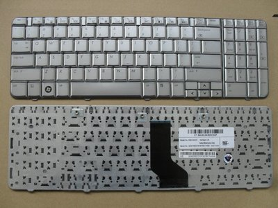 HP Compaq CQ60 G60 Silver 502958-001 496771-001 535009-001 Keyboard