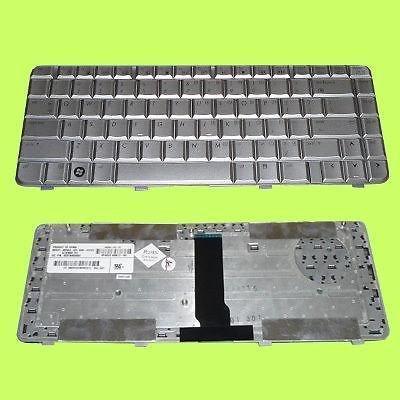 Hp Pavilion DV3700 DV3800 Silver 468817-001 Series Laptop Keyboard