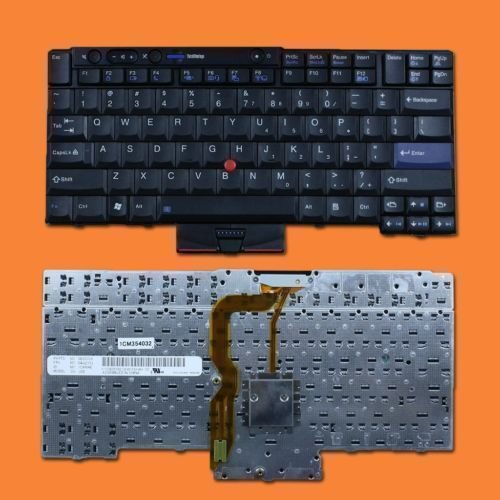 Ibm Lenovo Thinkpad T410S T410SI Black 45N2036 laptop keyboard