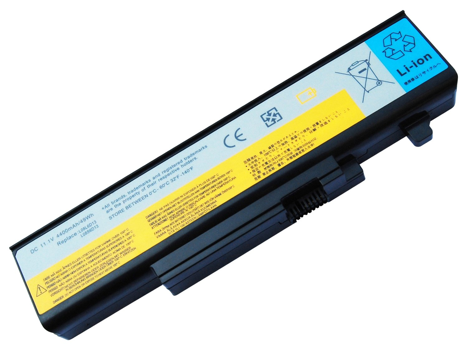 Lenovo IdeaPad Y450 4189 Y450A Y450G Y550 Y550A Y550P  series laptop battery