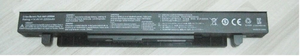 Asus A41-X550 AL31-1005 AL32-1005 ML32-1005 Compatible laptop battery