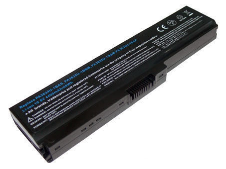 Toshiba satellite m320 m330 U500 U505 c655 L510 Series compatible laptop battery