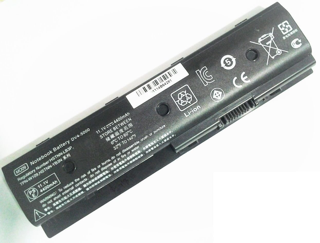 hp envy dv4-5200 envy dv6-7200 envy m6-1100 Compatible laptop battery