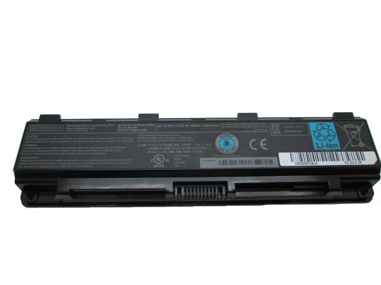 Toshiba satellite L870 L870D L875 L875D S70 S75 S75D compatible laptop battery