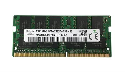 Hynix 16 GB DDR4 laptop ram with three years manufacturer warranty