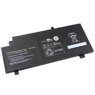 Sony vaio VGP-BPS34 Fit 15 Touch SVF15A1ACXB SVF15A1ACXS compatible laptop battery