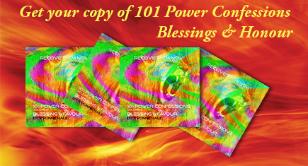 101 Power Confessions - Volume 2 - Blessings & Favour MP3 Download 00003
