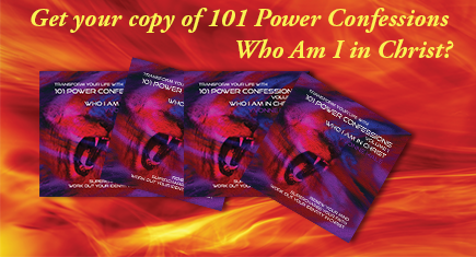 101 Power Confessions: Who I am in Christ - MP3 Download 00001