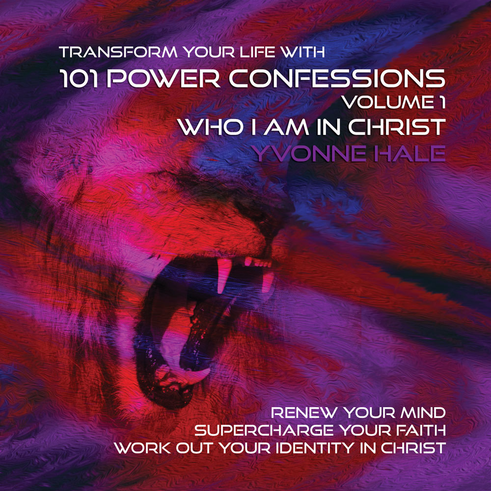 101 Power Confessions: Who I am in Christ - CD Hardcopy