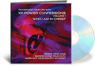 101 Power Confessions: Who I am in Christ - CD Hardcopy 00000