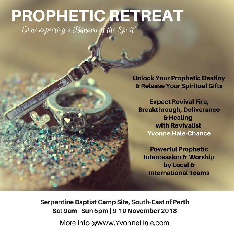 Revival Australia Prophetic Retreat 00007