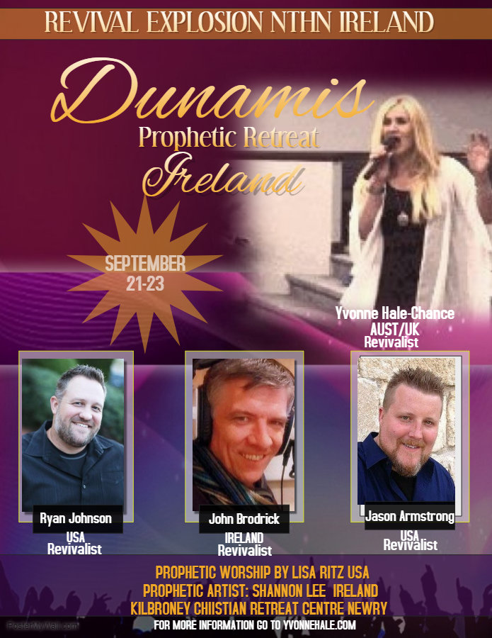 Prophetic Retreat Newry (Dunamis Fire) 00006